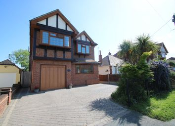 Thumbnail 5 bed detached house for sale in York Road, Ashingdon, Rochford