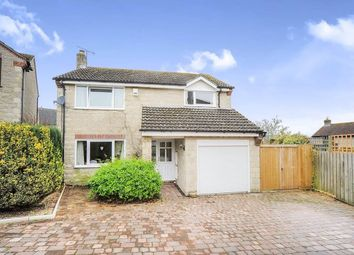 Thumbnail 4 bed detached house for sale in Wenhill Heights, Calne