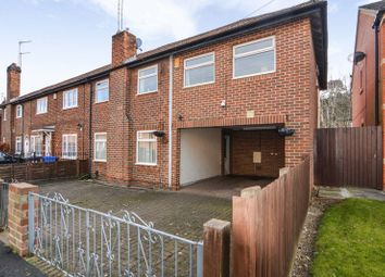 Thumbnail 4 bed end terrace house for sale in Faire Street, Derby