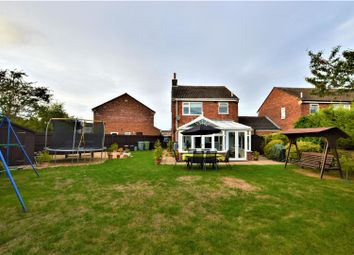 Thumbnail 3 bed link-detached house for sale in Moray Close, Stamford
