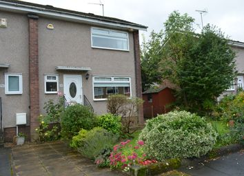 Thumbnail 2 bed end terrace house for sale in Brenfield Road, Glasgow