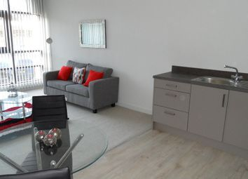 Thumbnail 1 bedroom flat to rent in Apt 204 2 Mill Street, City Centre