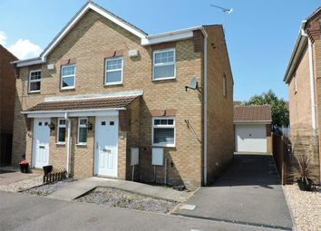 Thumbnail 3 bed semi-detached house to rent in Woodfield Road, South Normanton, Alfreton, Derbyshire