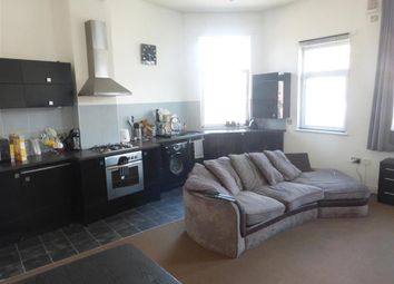 Thumbnail 1 bed flat to rent in Belvoir Road, Coalville