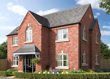 Thumbnail 4 bed detached house for sale in The Brereton, Two Gates, Tamworth