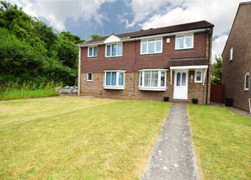Thumbnail 3 bed semi-detached house for sale in Glendale, Swanley, Kent