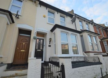 Thumbnail 2 bed terraced house for sale in Cliffe Road, Strood, Rochester