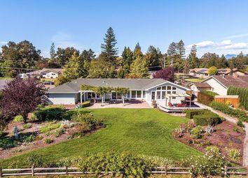 Thumbnail 4 bed property for sale in 5210 Oak Meadow Drive, Santa Rosa, Ca, 95401