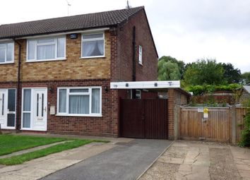Thumbnail 3 bed end terrace house for sale in Giffard Drive, Farnborough