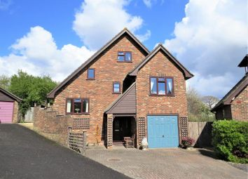 Thumbnail 4 bed detached house for sale in Wentwood Gardens, New Milton