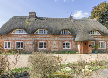 Thumbnail 4 bed cottage for sale in Wildhern, Andover, Hampshire