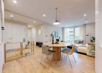 Thumbnail 2 bedroom flat to rent in Meranti Apartments, Deptford Landings, London