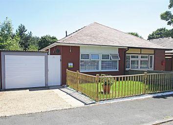 Thumbnail 3 bed semi-detached bungalow for sale in Woodrush Close, Beanhill, Milton Keynes