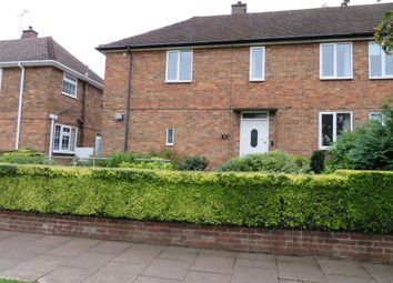 Thumbnail 3 bed property to rent in Withcote Avenue, Leicester