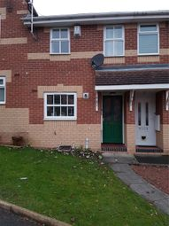 Thumbnail 2 bed terraced house for sale in Newham Close, Heanor, Derbyshire