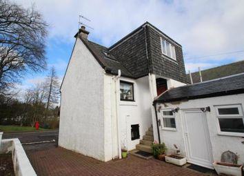 Thumbnail 3 bed flat for sale in Montgomery Street, Eaglesham, East Renfrewshire