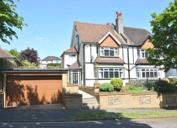 Thumbnail 4 bed semi-detached house for sale in Howard Road, Coulsdon