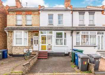 Thumbnail 3 bed terraced house for sale in Crescent Road, Barnet