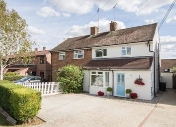 Thumbnail 3 bed semi-detached house for sale in Robletts Villas, Great Sampford, Saffron Walden