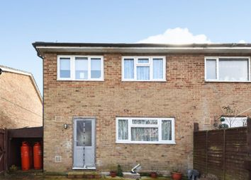 Thumbnail 3 bed semi-detached house for sale in Woodpiece Road, Upper Arncott
