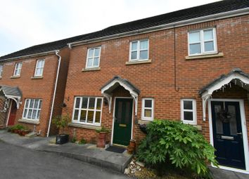 Thumbnail 3 bed semi-detached house for sale in Heol Teifi, Caldicot