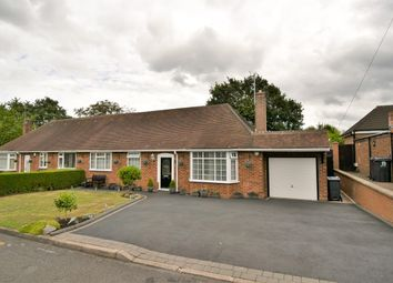 Thumbnail 4 bed semi-detached bungalow for sale in Cobs Field, Bournville, Birmingham