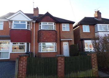 Thumbnail 3 bedroom semi-detached house for sale in Lindsworth Road, Birmingham, West Midlands