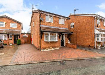 4 bed detached house for sale in Leybourne Crescent, Pendeford, Wolverhampton WV9