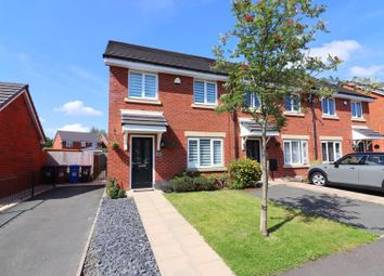 3 bed end terrace house for sale in Cotton Fields, Worsley, Manchester M28