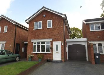 Thumbnail 2 bed link-detached house for sale in Rea Valley Drive, Birmingham, West Midlands