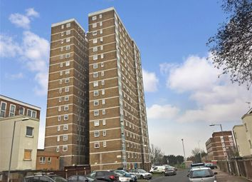 Thumbnail 2 bedroom flat for sale in Bradwell Avenue, Dagenham, Essex