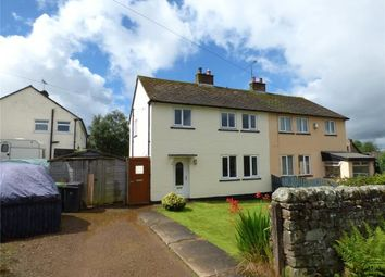 Thumbnail 3 bed semi-detached house for sale in Brow Top, Low Row, Brampton