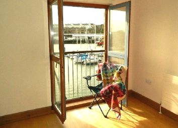 Thumbnail 1 bed flat to rent in 6 Victory House, Nelson Quay, Milford Haven