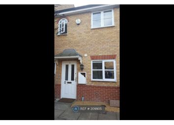 Thumbnail 3 bed terraced house to rent in Clarendon Close, London
