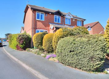 Thumbnail 3 bed semi-detached house for sale in Kilpatrick Close, Eastbourne