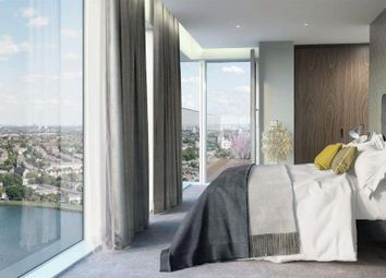 Thumbnail 1 bed property for sale in Skyline, Wood Berry Down, Manor House, London
