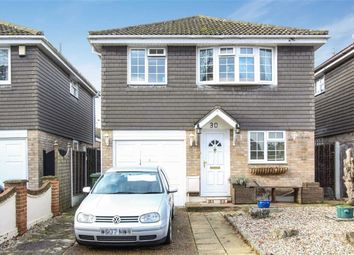 Thumbnail 4 bed detached house for sale in Deirdre Close, Wickford, Essex