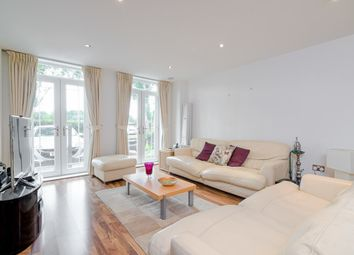 Thumbnail 2 bed flat to rent in Barker Close, Kew, Richmond