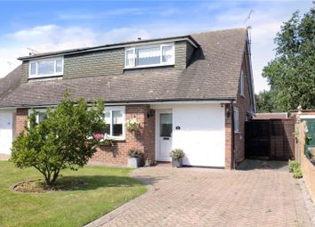Thumbnail 2 bed semi-detached house for sale in Oakcroft Gardens, Littlehampton