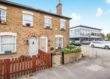 Thumbnail 2 bedroom end terrace house for sale in Cobham, Surrey
