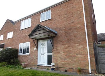 Thumbnail 4 bed detached house for sale in High Street, Wymington, Rushden