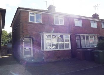 Thumbnail 3 bed property to rent in Connaught Road, Luton