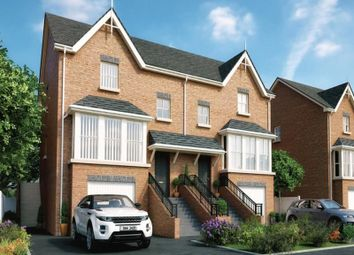 Thumbnail 3 bed semi-detached house for sale in Carrowreagh Road, Dundonald, Belfast