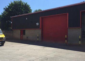 Light industrial to let in Unit 19 Halifax Industrial Estate, Pellon Lane, Halifax, West Yorkshire HX1