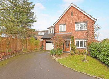 Thumbnail 4 bedroom detached house for sale in Coopers Place, Burghfield Common, Reading