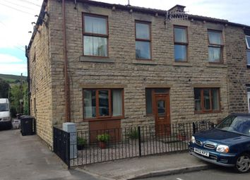Thumbnail 2 bedroom flat for sale in Pikes Lane, Glossop