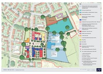 Thumbnail Land for sale in Faith/Community Site, Westvale Park, Horley, Surrey
