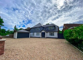 Thumbnail 5 bed detached house to rent in Warren Road, Blue Bell Hill, Chatham