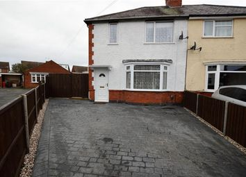 Thumbnail 3 bed semi-detached house to rent in Waverley Road, Wigston