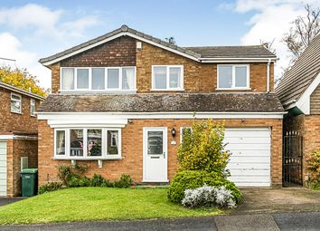 Thumbnail 4 bed detached house for sale in Wentworth Drive, Tividale, Oldbury, West Midlands
